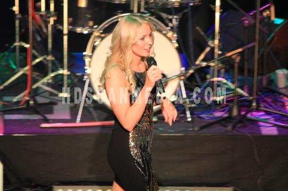 Singer on stage 04
