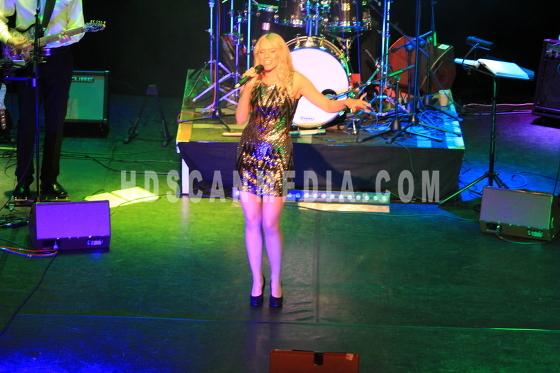 Singer on stage 05