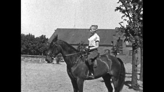 Hästhoppning omkring 1930 talet Del 6