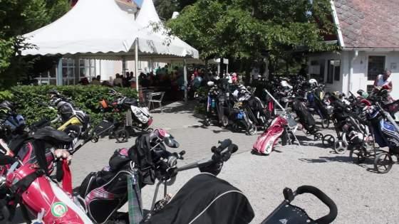 Golf Club - golfvagnar