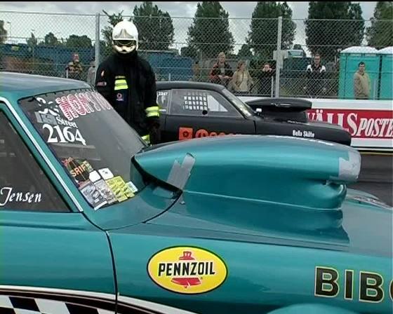 Dragracing - Malmö Raceway