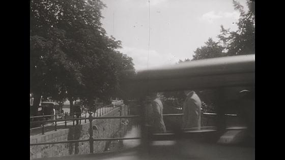 Fyrisån Uppsala 1934