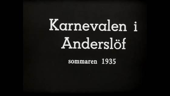 Karnevalen i Anderslöv #1