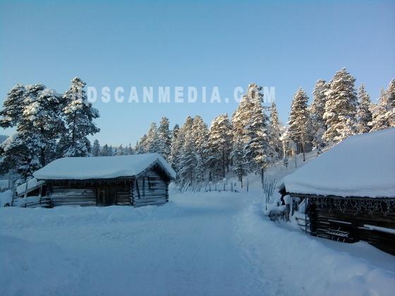 Vinterland Sälen