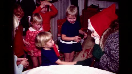 Swedish Santa Claus