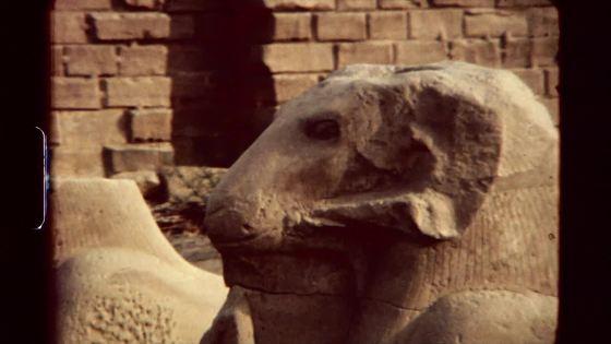 Karnak Temple - Egypten