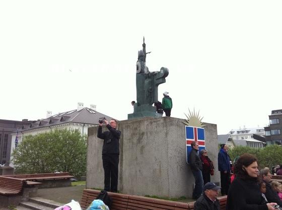 Ingólfur Árnasson Iceland