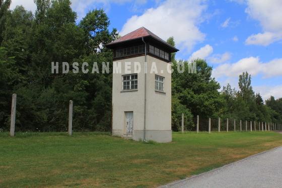 Watch tower - Dachau