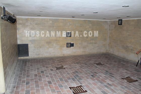 Gaskammare - Dachau koncentrationsläger