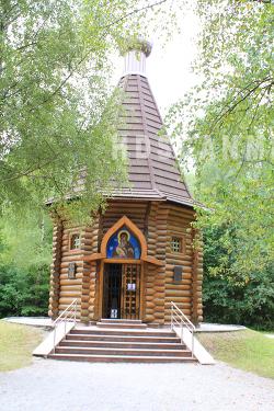 Russian-Orthodox Chapel