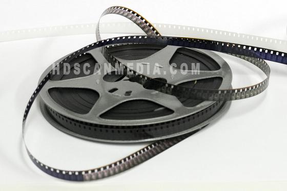 8 mm Filmrulle