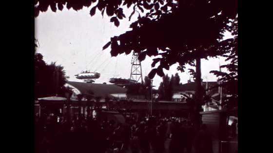 Karusell Folketspark Malmö