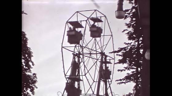 Pariserhjul Folketspark Malmö