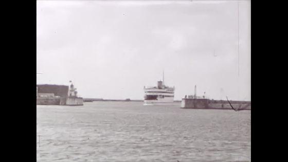 Köpenhamnsbåten färjan Malmöhus