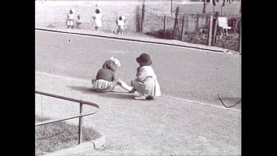 Barn på gata i Malmö 2