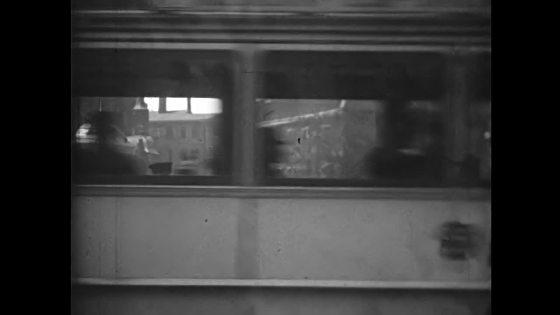 Spårvagn SS  nr 4 AB Stockholms Spårvägar