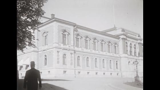 Uppsala Universitet 1934