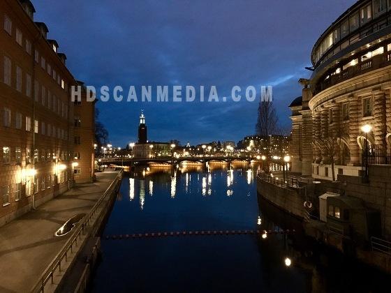 Riksdagshuset Stockholm